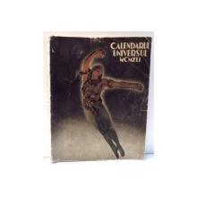 CALENDARUL UNIVERSUL, Anul 1932