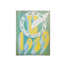 CALENDARUL UNIVERSUL PE ANII 1939 - 1940 - 1941