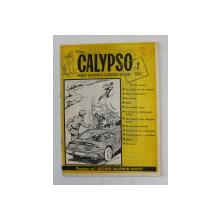 CALYPSO - REVISTA BILUNARA DE LITERATURA POLITISTA , NR. 2 , 1990