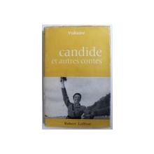 CANDIDE ET AUTRES CONTES par VOLTAIRE , 1958