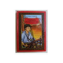 CAPITAN LA 15 ANI , roman de JULES VERNE , 2008