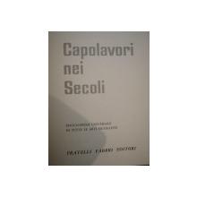 CAPOLAVORI NEI SECOLI VOL. IV DALL ARTE CAROLINGIA AL GOTICO par FRATELLI FABBRI EDITORI