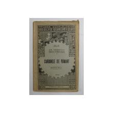 CARBUNELE DE PAMANT de ION SIMIONESCU , CASA SCOALELOR ,  ' BIBLIOTECA DE POPULARIZAREA STIINTEI  ' NR. 6 , 1922