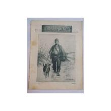 CARPATII , VANATOARE - PESCUIT - CHINOLOGIE , ANUL AL V - LEA , 15 IANUARIE 1937 , NR. 1