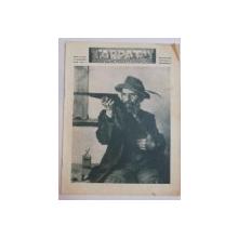 CARPATII , VANATOARE - PESCUIT - CHINOLOGIE , ANUL AL VI - LEA , 15 IANUARIE , 1938 , NO.1