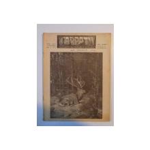 CARPATII , VANATOARE - PESCUIT - CHINOLOGIE , ANUL AL X - LEA , 15 SEPTEMBRIE 1942 , NO. 9