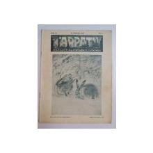 CARPATII , VANATOARE - PESCUIT - CHINOLOGIE , ANUL IV , 15 IANUARIE 1936 , NO. 1