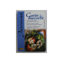 CARTE DE BUCATE ED. a - V - a de SILVIA JURCOVAN , 2004