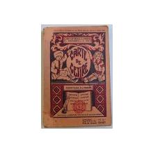 CARTE DE CITIRE  PENTRU CLASA III -A PRIMARA de H. CONSTANTINESCU ...I. G. BRATU , 1935