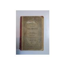 CARTE DE CITIRE SI COMPOSITIUNE PENTRU CLASA IV GIMNASIALA de MIHAIL DRAGOMIRESCU; GHEORGHE ADAMESCU, EDITIUNEA I   1904