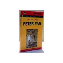 CARTE DE COLECTIE , PETER PAN , NR 1 de J. M. BARRIE , 2004