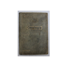 CARTE ELEMENTARA DE GEOLOGIE PENTRU CLASA A IV -A SECUNDARA de I. POPA - BURCA , 1912