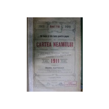 CARTEA NEAMULUI PE ANUL 1911- VALENI DE MUNTE 1910
