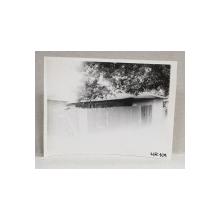 CASA DEMOLATA , STR, SEBASTIAN NR. 101 , BUCURESTI, FOTOGRAFIE MONOCROMA, PE HARTIE LUCIOASA , ANII '70  - '80