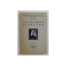 CATALOGUE ILLUSTRE TROISIEME EDITION par E. HOSTEN , EG. I. STRUBBE