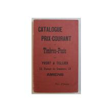CATALOGUE PRIX-COURANT DE TIMBRES-POSTE par YVERT & TELLIER , 1897