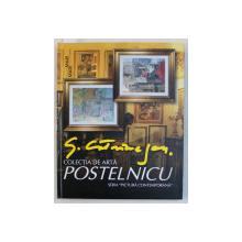 CATRINESCU IN COLECTIA DE ARTA POSTELNICU , 2018 , DEDICATIE *