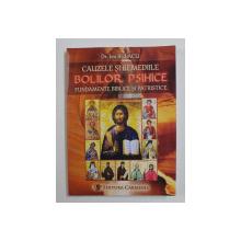 CAUZELE SI REMEDIILE BOLILOR PSIHICE , FUNDAMENTE BIBLICE SI PATRISTICE DE DR . ION BULACU , 2020