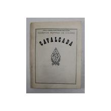 CAVALCADA - REVISTA A FEDERATIEI ROMANE DE CALARIE , realizata de SUSTER DUMITRU , ANII '80