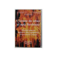 CAZANE DE ABUR SI APA FIERBINTE  - MANUAL PENTRU INGINERII DIN EXPLOATARE SI OPERATORII CAZANE de MIHAESCU LUCIAN ...GRAMESCU STELIAN , 2007