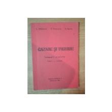 CAZANE SI TURBINE , VOL. I CAZANE , ED. a II a revizuita de L. MIOHAESCU , T. PRISECARU , I. OPREA , Bucuresti 2002