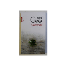 CAZEMATA , roman de TUDOR GANEA , 2019