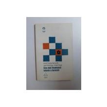 CEA MAI FRUMOASA ISTORIE A FERICIRII de ANDRE COMTE - SPONVILLE  , JEAN DELUMEAU , ARLETTE FARGE , 2007
