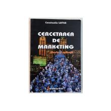 CERCETAREA DE MARKETING - TEORIE SI APLICATII de CONSTANTIN LEFTER , 2004