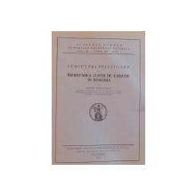 CERCETARI PRIVITOARE LA INFIINTAREA CURTII DE CASATIE IN ROMANIA de ANDREI RADULESCU ( ACADEMIA ROMANA MEMORIILE SECTIUNII ISTORICE - SERIA III , TOMUL XIV, MEM. 8 ) , 1933