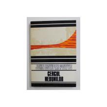 CERCUL NEBUNILOR de JOHN COWPER POWYS , 1992