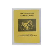 CERCUL POVESTILOR  ANULUI IN GRADINITELE WALDORF - MATERIAL DE LUCRU PENTRU PEDAGOGI , PARINTI SI TOTI CEI CARE VOR SA STIE , ANII '2000