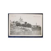 Cetatea Alba. Biserica Greceasca - CP Ilustrata