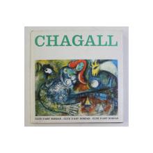 CHAGALL par ANDRE PARINAUD , 1966