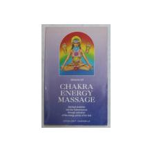 CHAKRA ENERGY MASSAGE by MARIANNE UHL , 1988