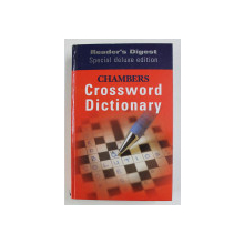 CHAMBERS : CROSSWORD DICTIONARY , 2002