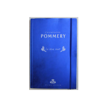CHAMPAGNE POMMERY - LE BLUE BOOK