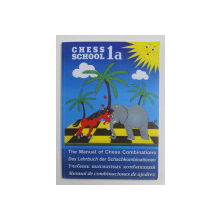 CHESS SCHOOL 1 a - THE MANUAL OF CHESS COMBINATIONS by SERGEY IVASHCHENKO , 2007