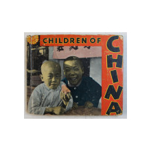 CHILDREN OF CHINA by STELLA M. RUDY , 1937