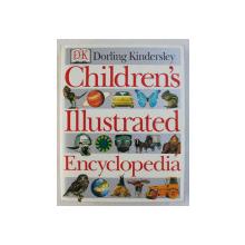 CHILDREN' S ILLUSTRATED ENCYCLOPEDIA - DORLING KINDERSLEY , 2000