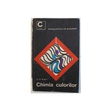 CHIMIA CULORILOR de G.D. ALBU , 1967