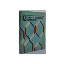 CHIMIA SI TEHNOLOGIA PESTICIDELOR , 1986