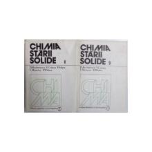 CHIMIA STARII SOLIDE VOL. I - II de D. BECHERESCU...F. WINTER , 1983