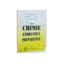 CHIMIE ANORGANICA PREPARATIVA de G.C. CONSTANTINESCU ... I. ROSCA , 1995