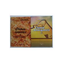 CHIMIE ANORGANICA , VOLUMELE I - II de LIGIA STOICA , 2004 - 2005