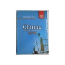 CHIMIE , CULEGERE PENTRU CLASELE VII-VII de LUMINIRA IRINEL DOICIN...ADRIANA MIHAELA ANGHEL
