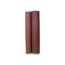 CHIMIE FARMACEUTICA de G. P. PAMFIL , VOLUMELE I - II  , 1937 - 1938 , DEDICATIE*