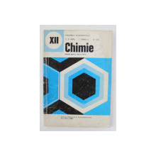 CHIMIE - MANUAL PENTRU CLASA A XII - A de C.D.ALBU ...ST. ILIE , 1997