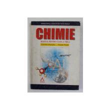 CHIMIE , MANUAL PENTRU CLSA A VIII -A de CORNELIA GHEORGHIU si CLAUDIA PANAIT , 1998