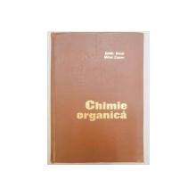CHIMIE ORGANICA de EDITH BERAL, MIHAI ZAPAN, EDITIA A 5-A  1973