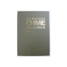 CHIMIE ORGANICA VOL.1, EDITIA A 8-A de COSTIN D. NENITESCU  1980